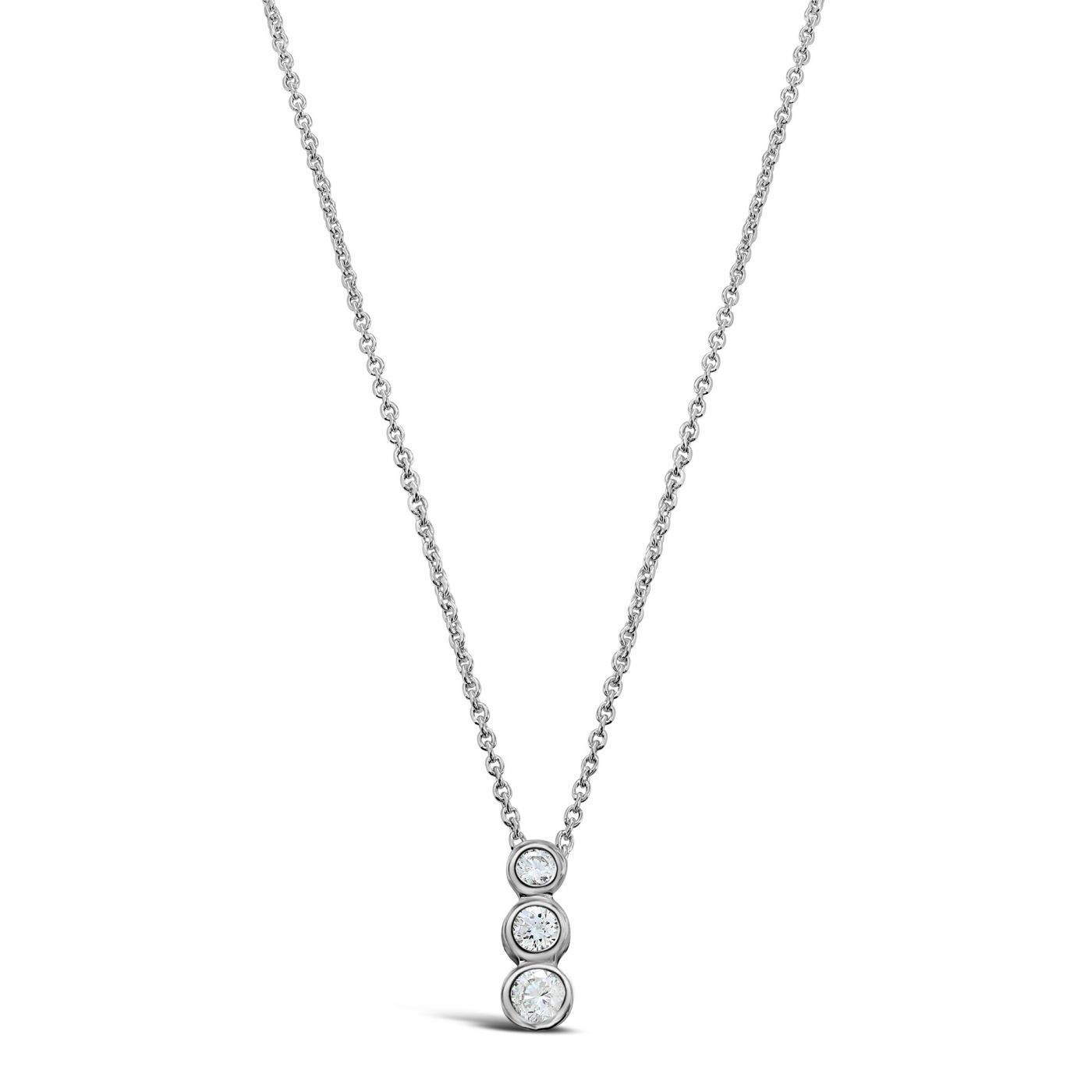 cubic open sento products heart pendant ti necklace zirconia