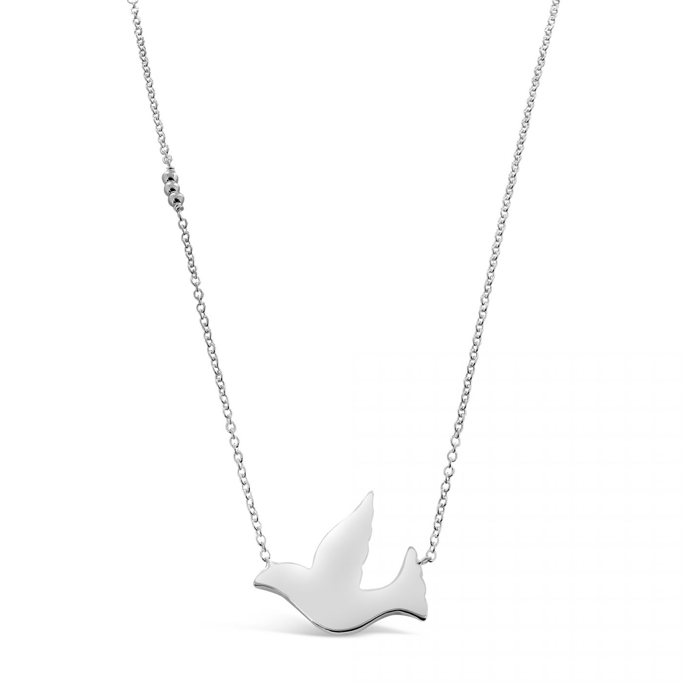 peace as ash jewel cremation sieraad pendant quality butterfly dove hanger silver sieraden jewelry high duif gedenk