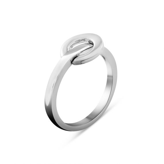 Silver Lola ring