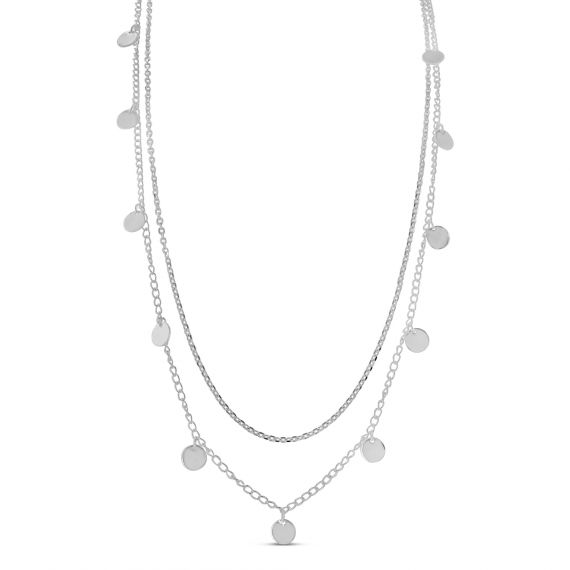 Pampille necklace