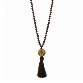 Mala long necklace