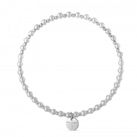 Bracelet élastique billes 2-3mm