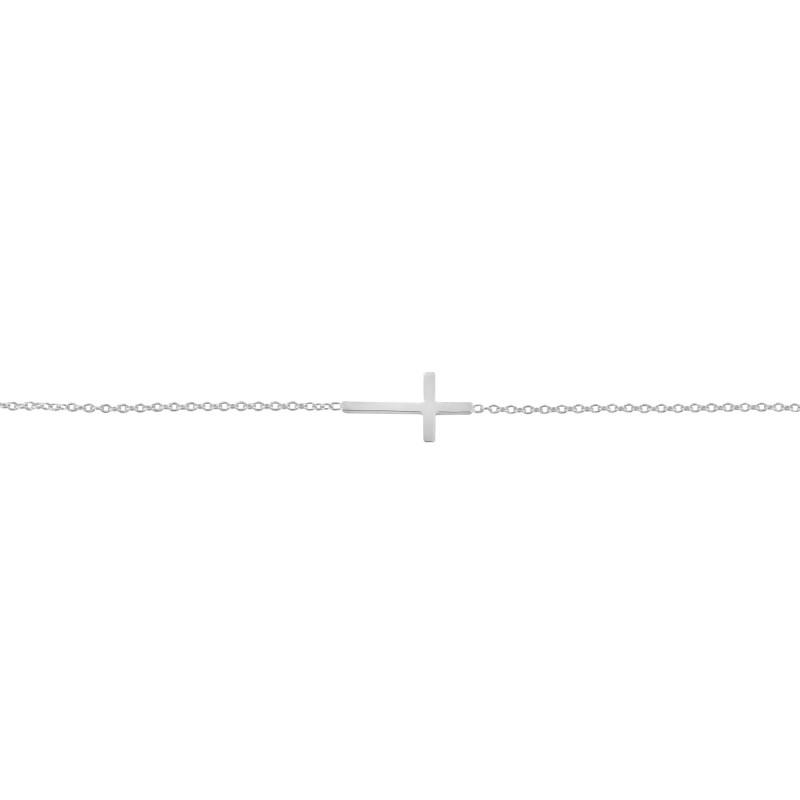 Bracelet Argent 925 croix