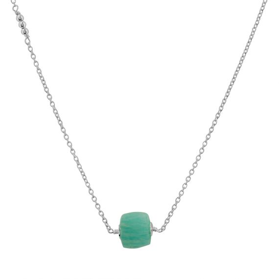 Collier Argent 925 turquoise